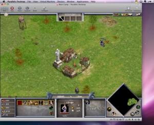 AOM Parallels Screenshot